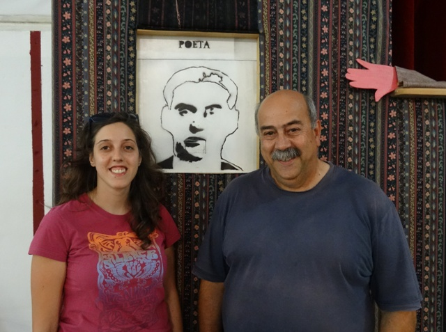 José Alegría y Margarita