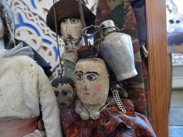 Bonecos de Santo Aleixo, Évora