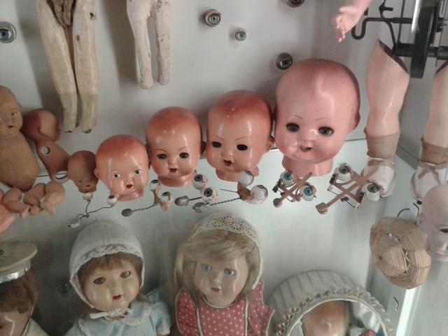 Clínica de muñecas, Museu de sa Jugueta, Palma