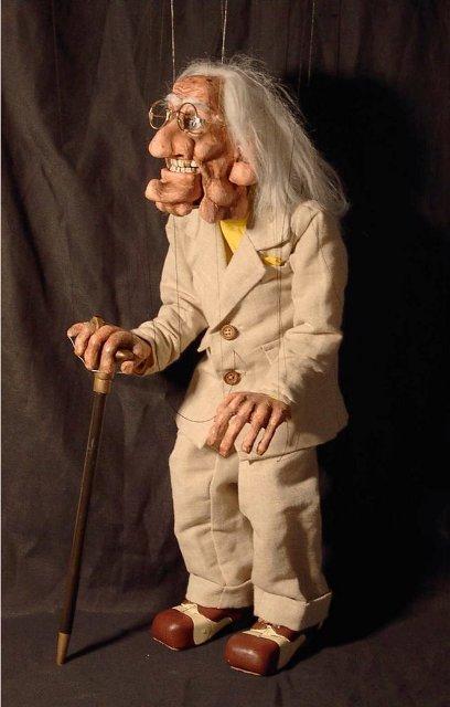 Curso Marionetas de hilo en Lisboa