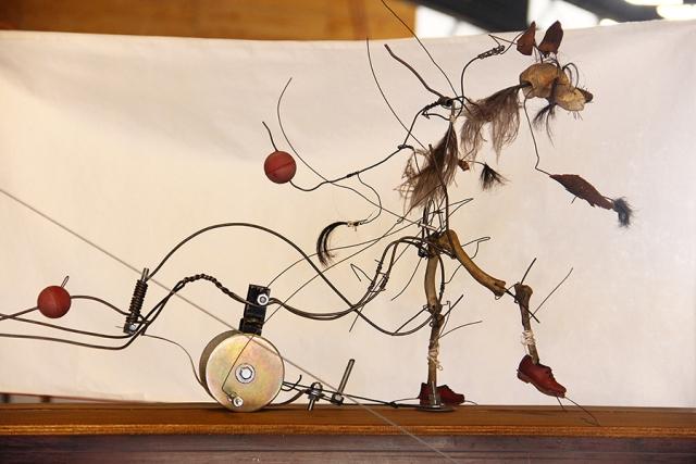 Exposición Iker Vicente