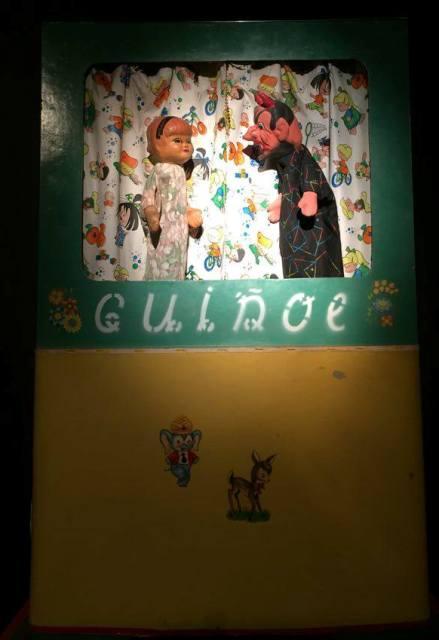 Exposición El juego y los títeres, TOPIC de Tolosa