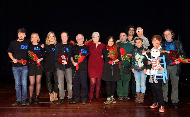 Gala Premios Titirijai 2015