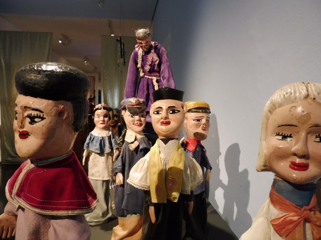 Robertos, Museu da Marioneta