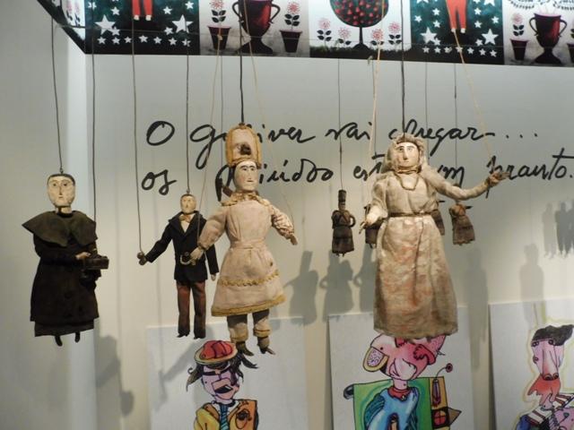 Exposicion 15 aniversario Museu da Marioneta de Lisboa, Cordoaria Nacional