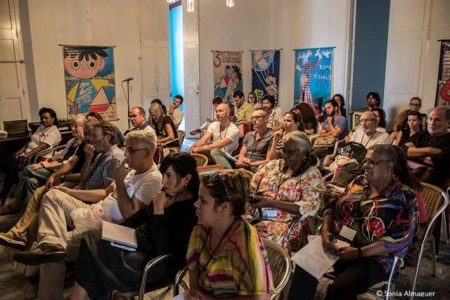 Taller Internacional de Títeres de Matanzas, Cuba