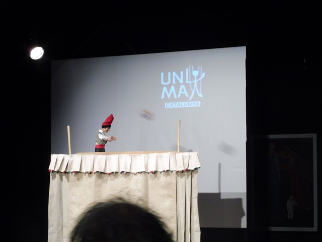 Noches autonómicas Congreso Unima 2016