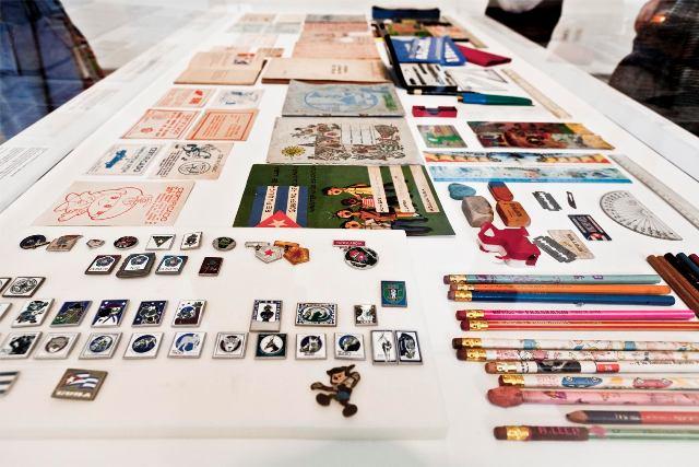 Objetario 1- Cuba Material, Shaday Larios