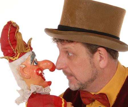 Punch, de Clive Chandler, Museu da Marioneta de Lisboa