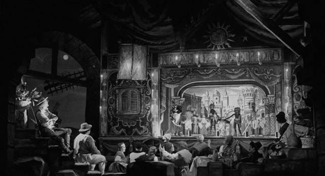 El Retablo de Maese Pedro del Teatro dei Piccoli