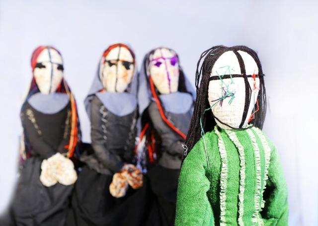 Exposición de Sahra Sabri en el TOPIC