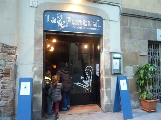 Titirijai 2016,La Puntual