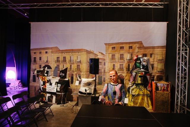 Exposició Figures del Desdoblament, IF Barcelona