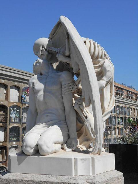 Cementerio del Poble Nou de Barcelona