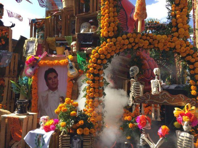 Desfile Día de los Muertos, México