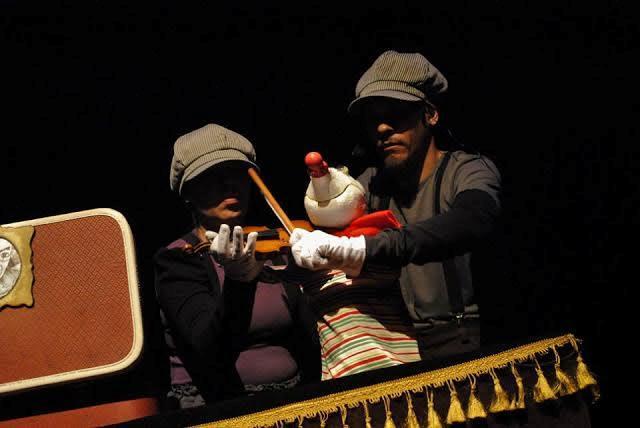 Teatro Arbolé, IV Festival Iberoamericano de Teatro para Niños y Niñas
