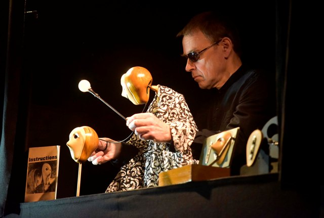 <!--:es-->II- Espectáculos del Titirijai 2016: Stephen Mottram, The Nose Theatre, Rosa Matínez y Pantzart<!--:-->