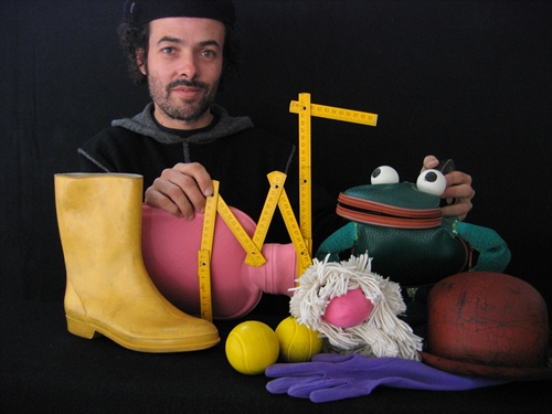 La Puntual, Pablo Vergne