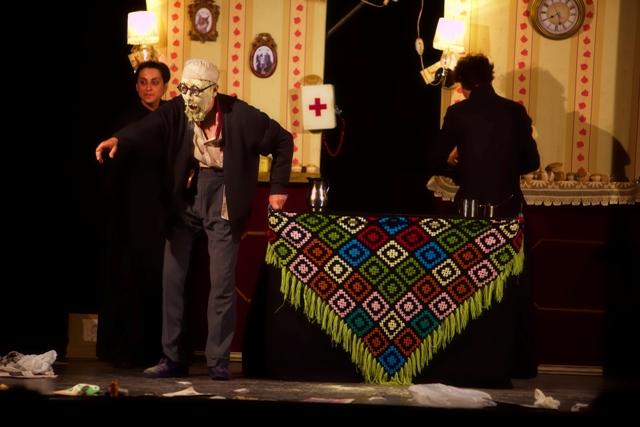 Ymedio Teatro