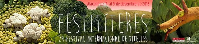 Festitíteres, Alacant