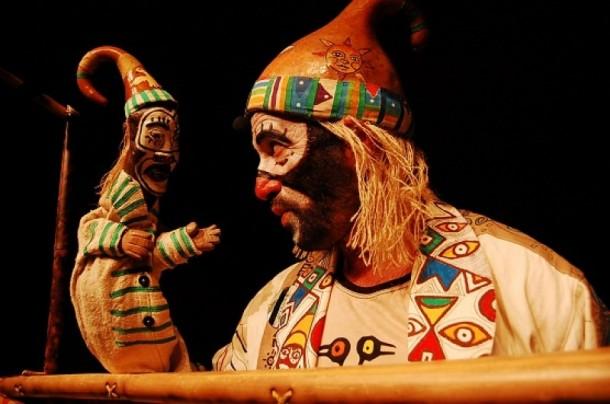 La Hoja del Titiritero y el nº 16 de Móin-Móin, sobre Investigación en el Teatro de Formas Animadas