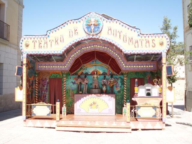 Títeres Pepeluna en La Puntual