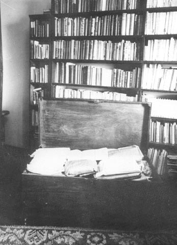 Arca, Espolio de Fernando Pessoa