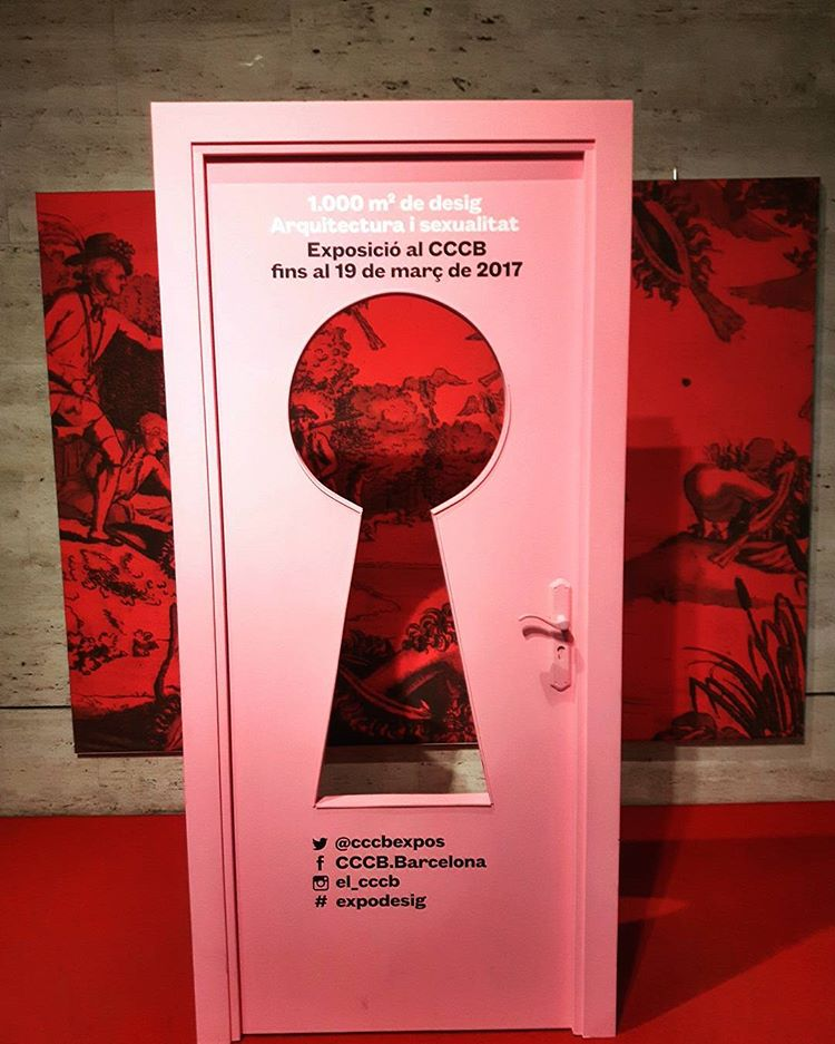 Exposición Arquitectura y Sexualidad