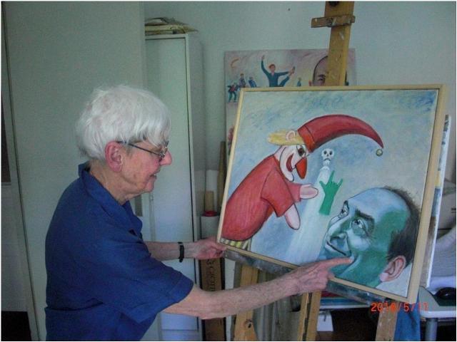<!--:es-->Entrevista a Hetty Paërl, Miembro Honoraria de Unima: alegre, versátil, audaz y, sobre todo, modesta, por Frans Hakkemars y Paul Custers<!--:-->