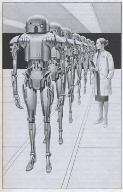 Robots y Marionetas