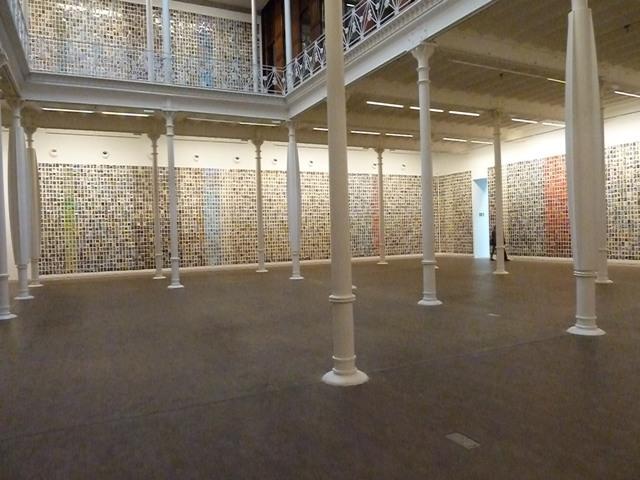 Exposición de Oriol Vilanova en la Fundación Tàpies.