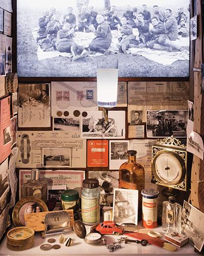 Caja 47: La Muerte de Mi Padre. Foto de Masumiyet Müzesi.