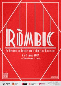 Festival Ròmbic, Titelles per a adults @ Ateneu 9 Barris | Barcelona | Catalunya | España