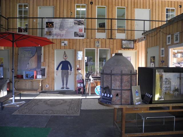 JPL Films Studio.