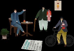 Inauguración de la Exposición All Strings Attached: The Pioneers of European Puppetry Behind the Scenes @ Centro Federico García Lorca | Granada | Andalucía | España