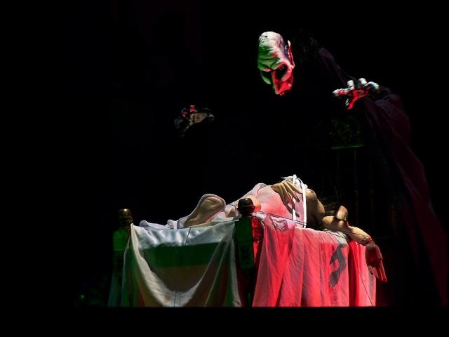 Anita Maravillas, Los Sueños de Leonor. Foto de Jesús Atienza