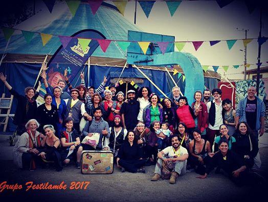 Foto de familia, Festival Lambe-lambe Valparaíso 2017