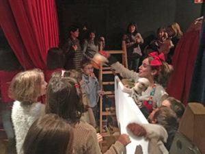 Fechas especiales en Semana Santa para participar en las visitas teatralizadas al museo del Topic @ Topic | Tolosa | Euskadi | España