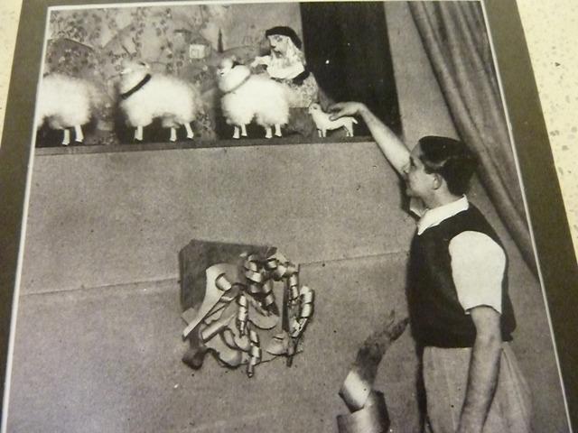Los Fantoches de Maese Perico con Ernesto Arancibia