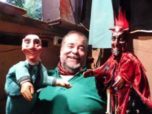 Teatro Arbolé, Títeres de Cachiporra en la Fiesta del Parque del Agua @ Fiesta del Parque del Agua, Títeres de Cachiporra | Zaragoza | Aragón | España