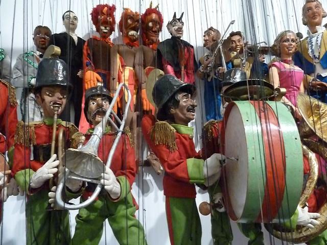 Marionetas de Vittorio Podrecca