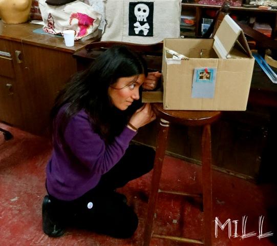 Paula Cabrerizo, Foto de Paula Casanova