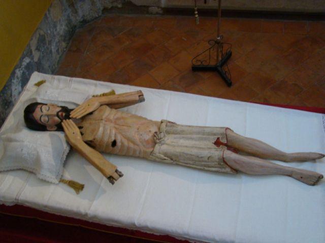 El Cristo de los Gascones.