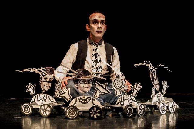 El irrepresentable paseo de Buster Keaton