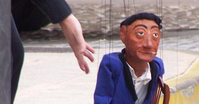 El Abuelo, de Rocamora Teatro