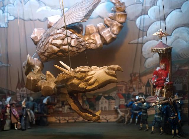 Teatro Tebh, de Rusia