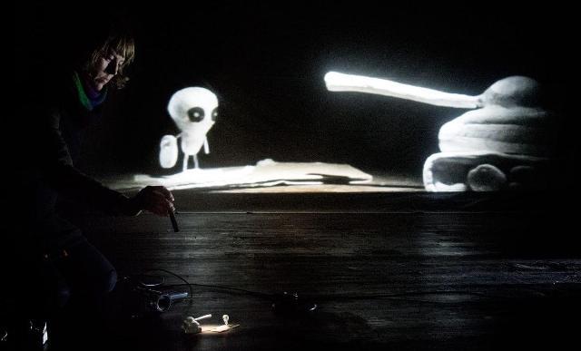 Curso de Videocreación, Kracht y Andrés Beladiez