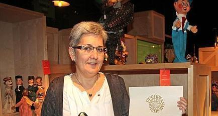 Idoya Otegui, directora del TOPIC de Tolosa