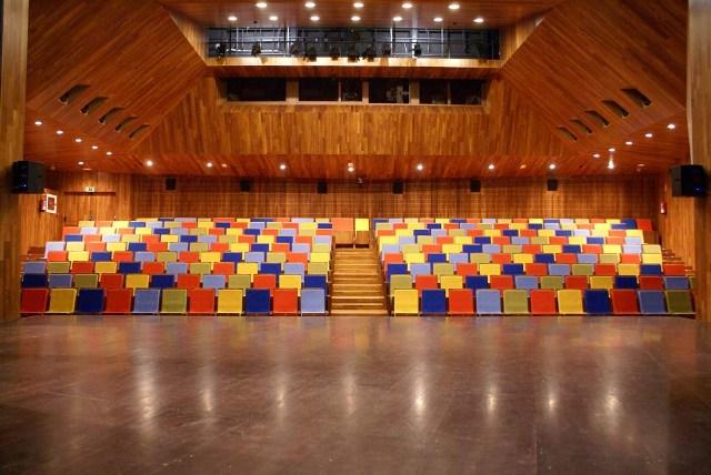 Teatro del TOPIC de Tolosa