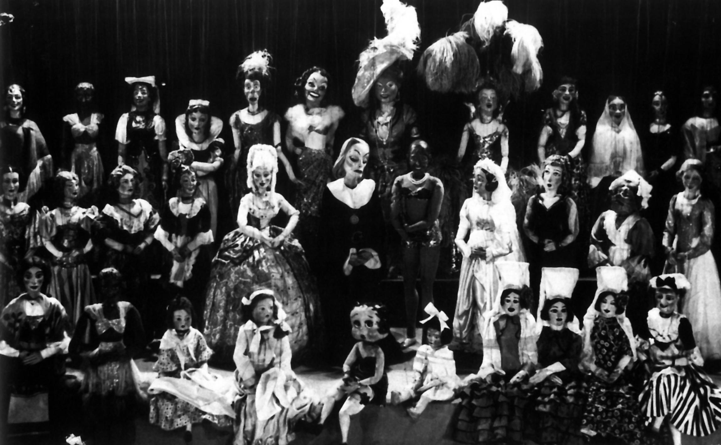 Il Teatro dei Piccoli, de Vittorio Podrecca